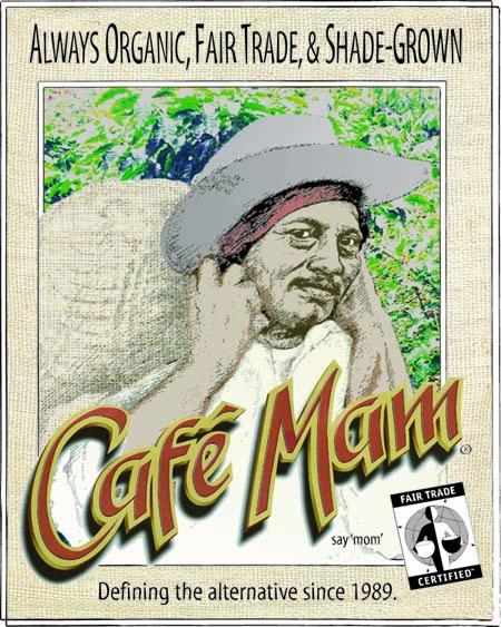 Cafe Mam Logo