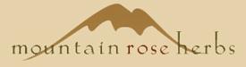 Mountain Rose Herbs Logo 2